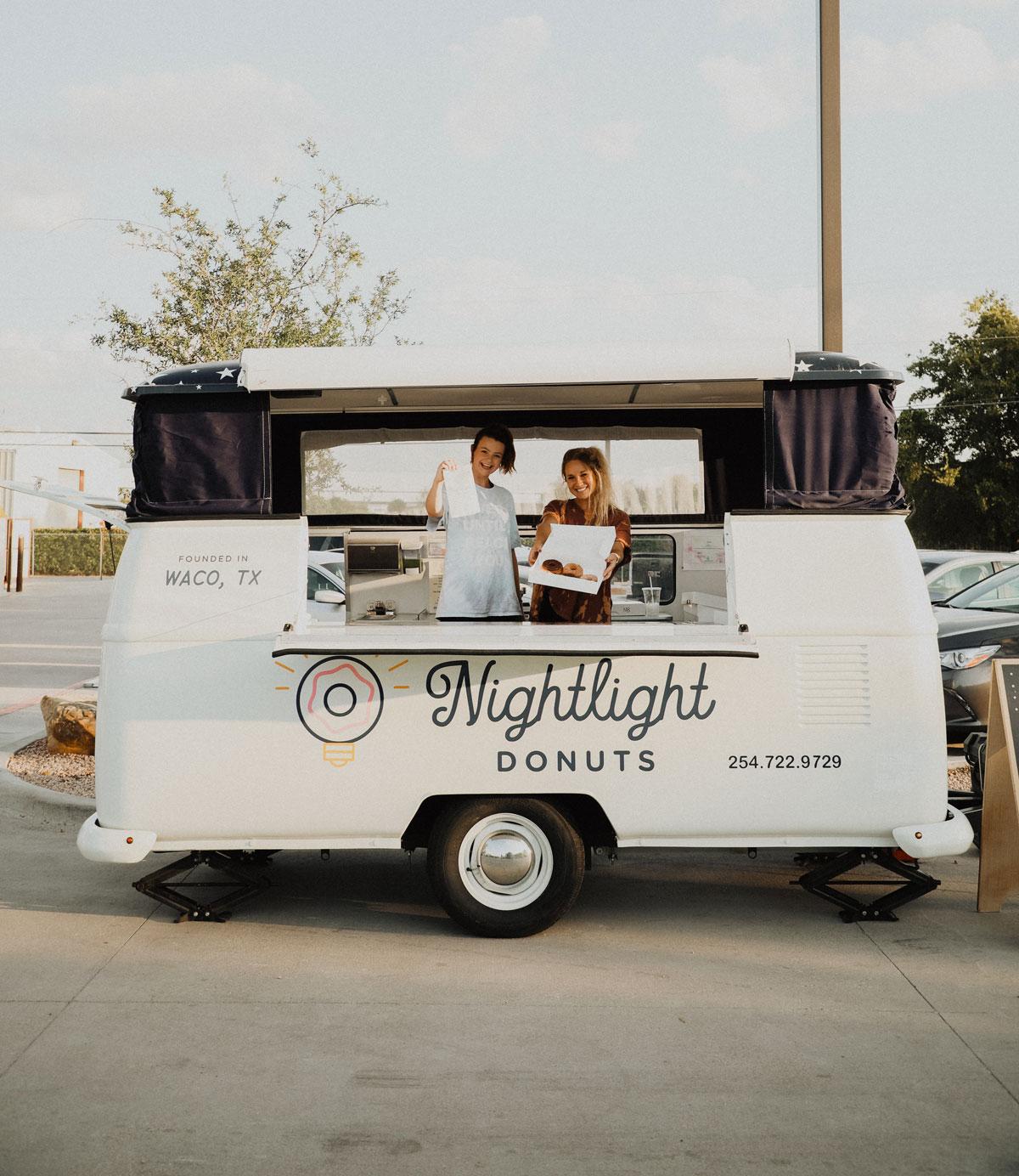 Nightlight Donuts & Coffee Food Truck