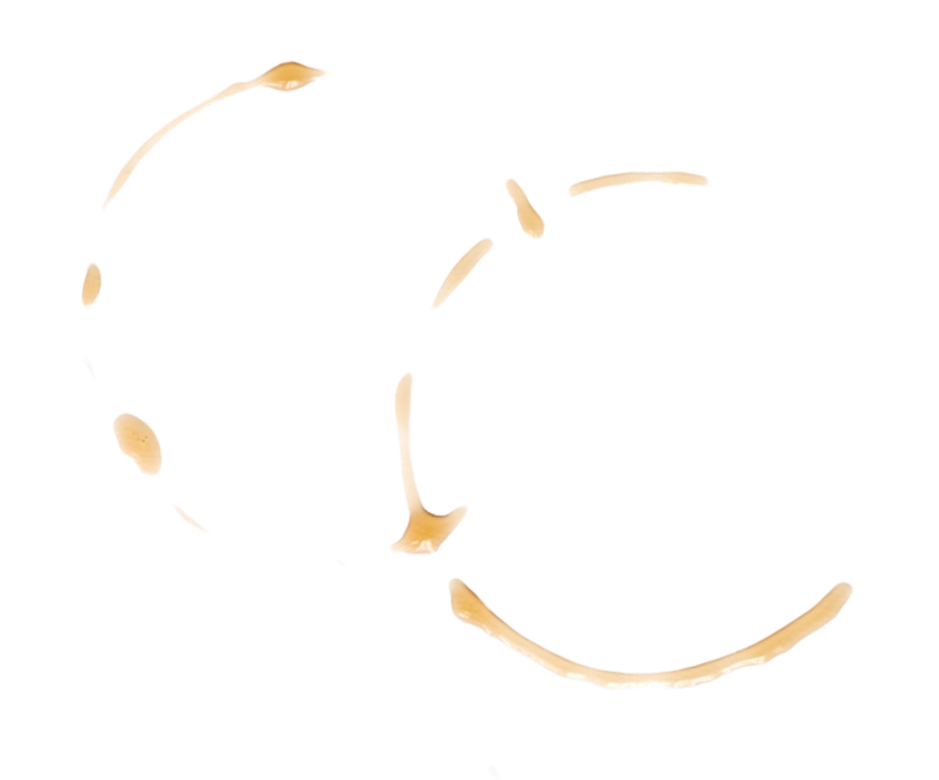 Photo of a Coffee Stain