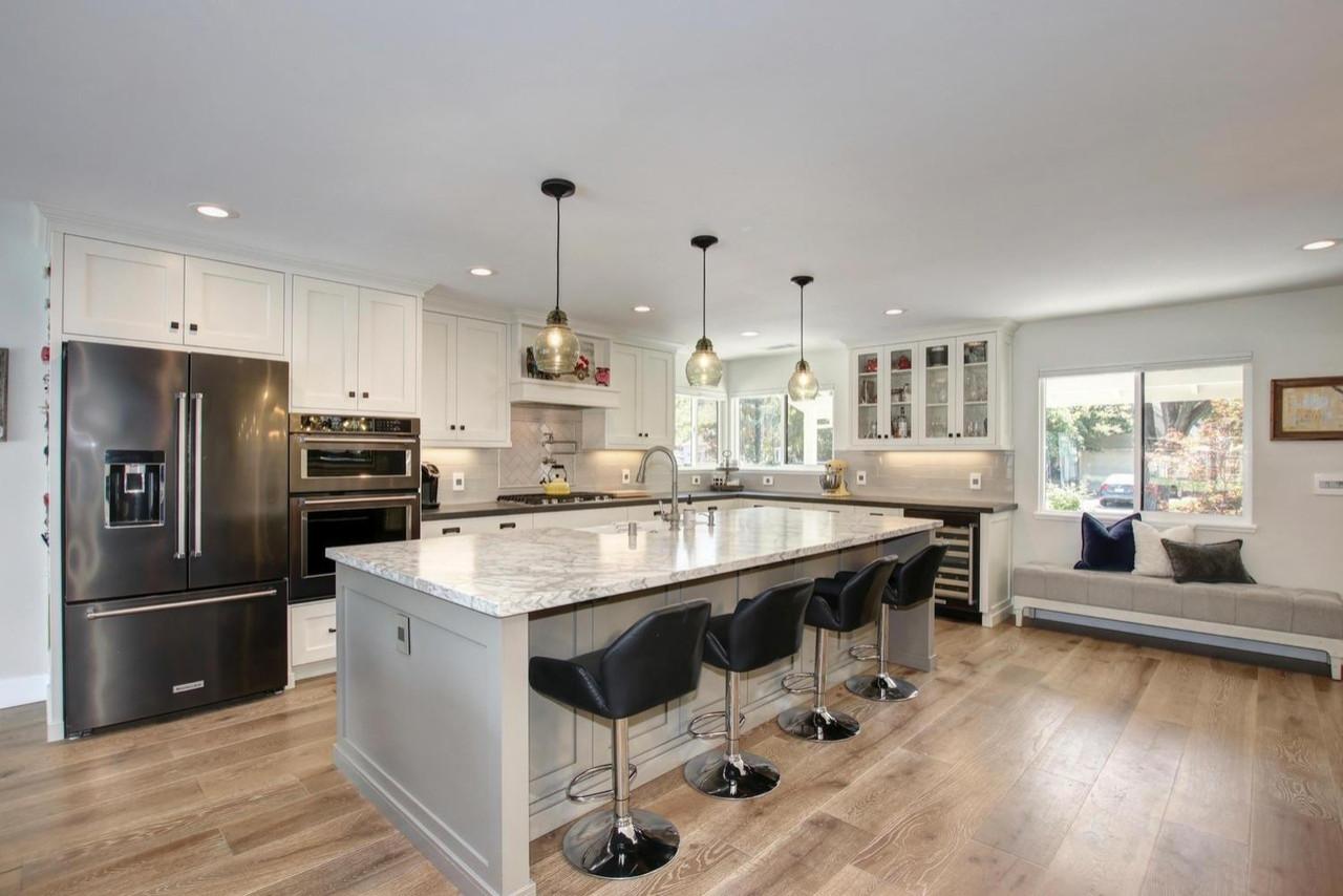 Farmhouse Cottage Kitchen Design