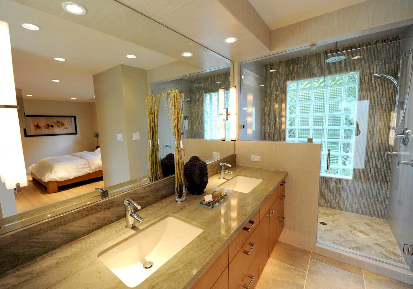 Master Bathroom Luxury Design