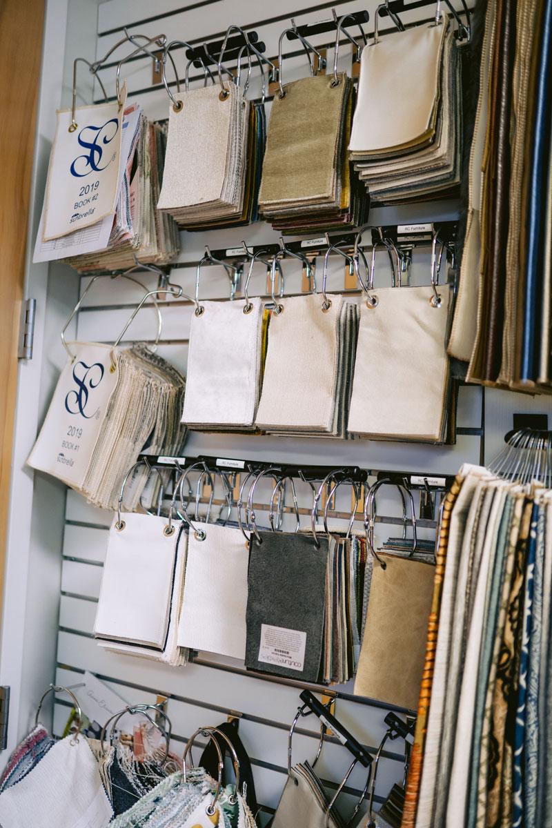 Custom Fabric Interior Designer