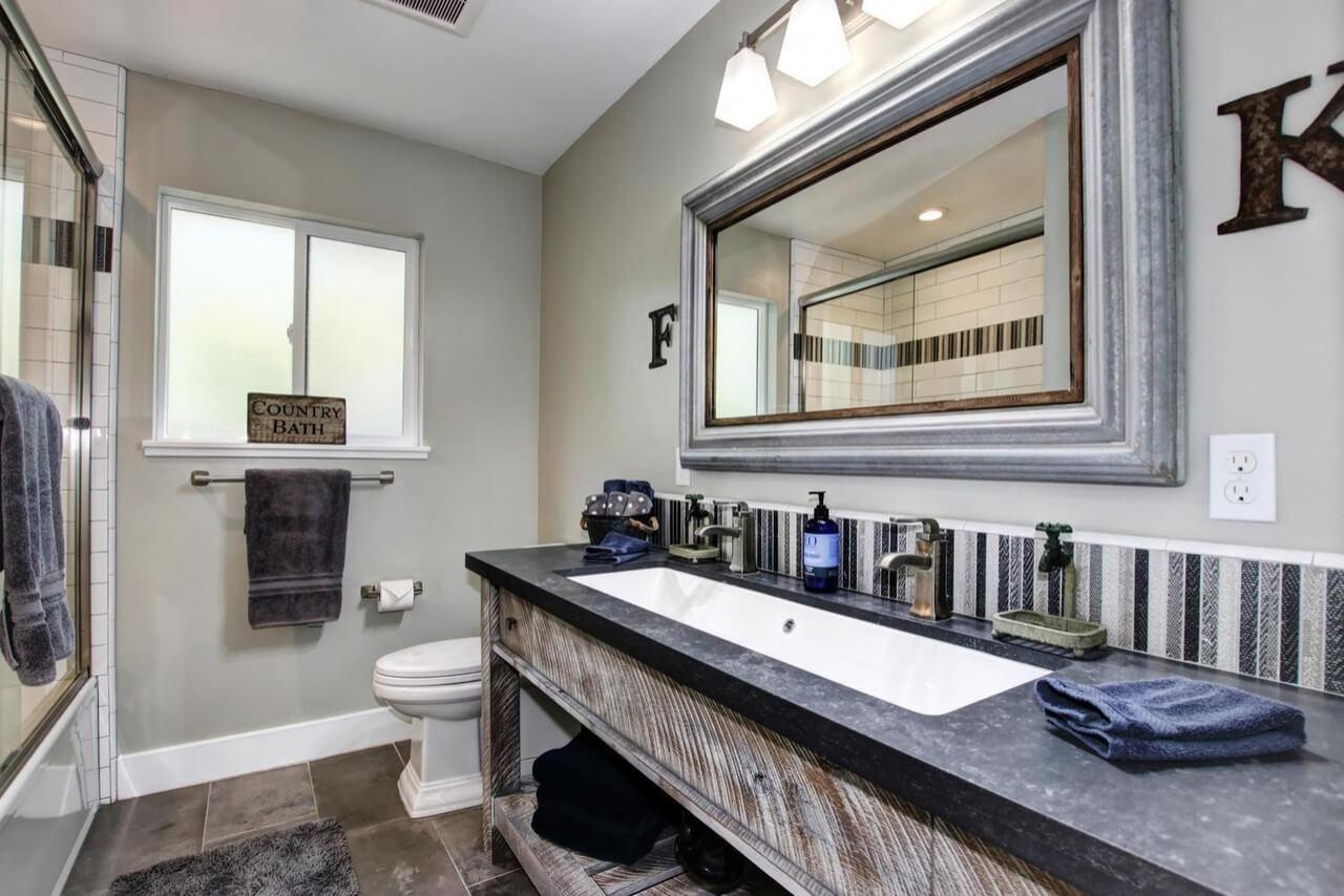 Farmhouse Bathroom Designer in Sacramento