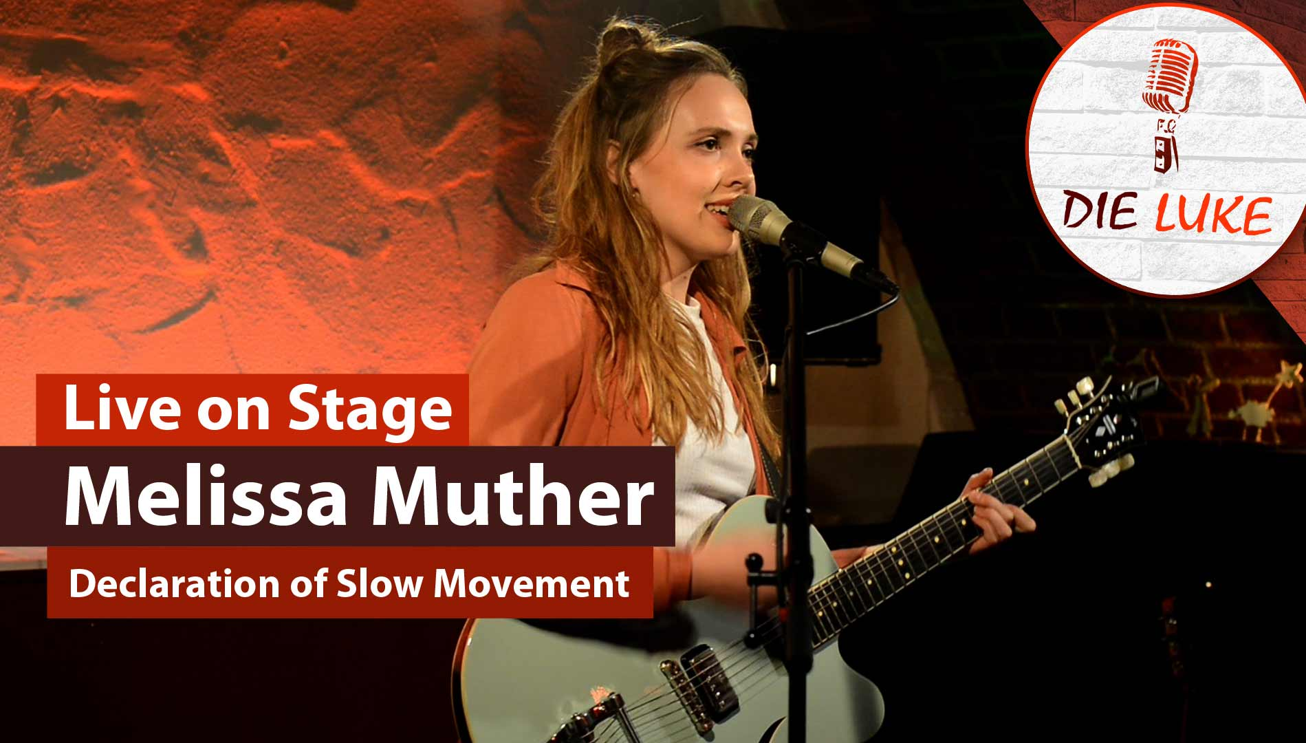 Melissa Muther | Declaration of slow Movement