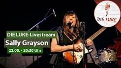 Sally Grayson im LUKE Livestream