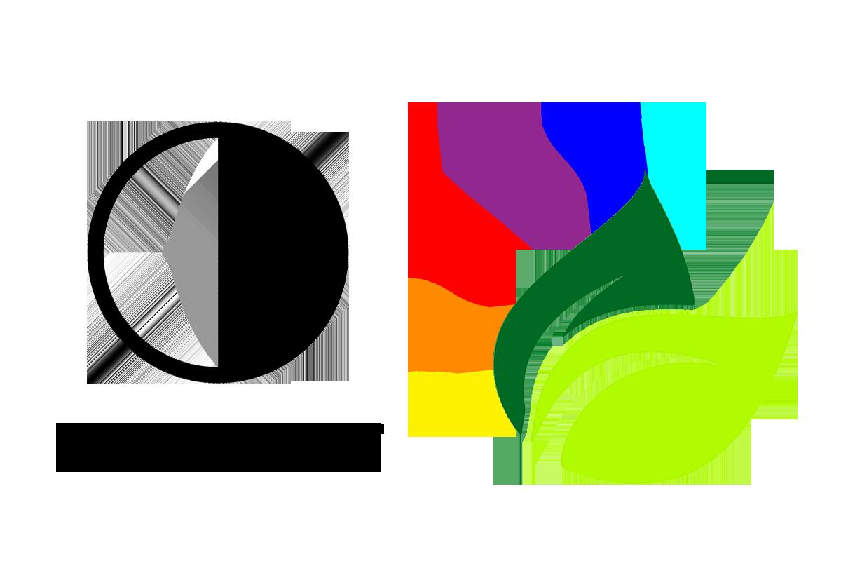 contrast in graphic design