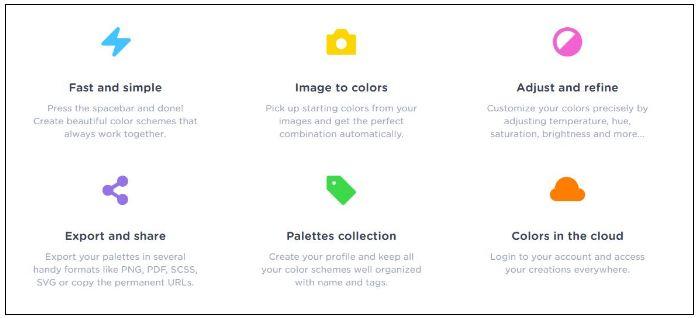 specify your color scheme