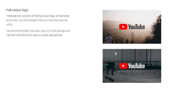 logos icons color branding profile