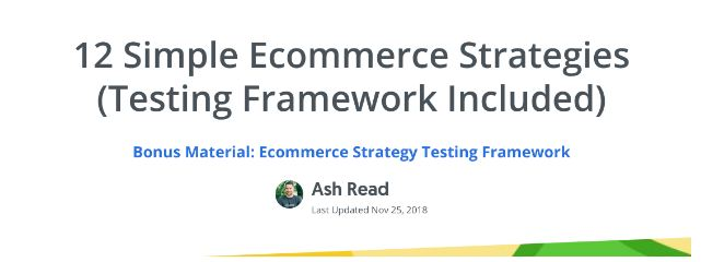 ecommerce strategy brand voice
