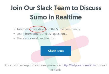 sumo discussion brand voice