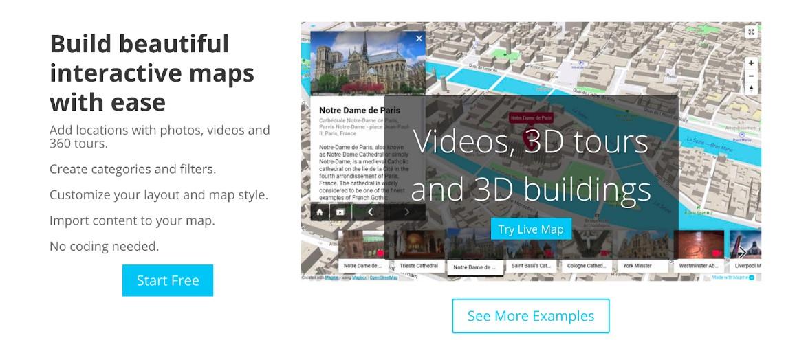 Interactive content map unltimate guide