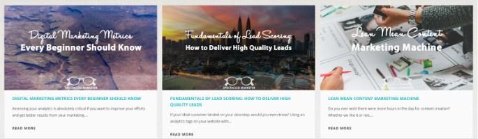 ty heath digital marketer blog design