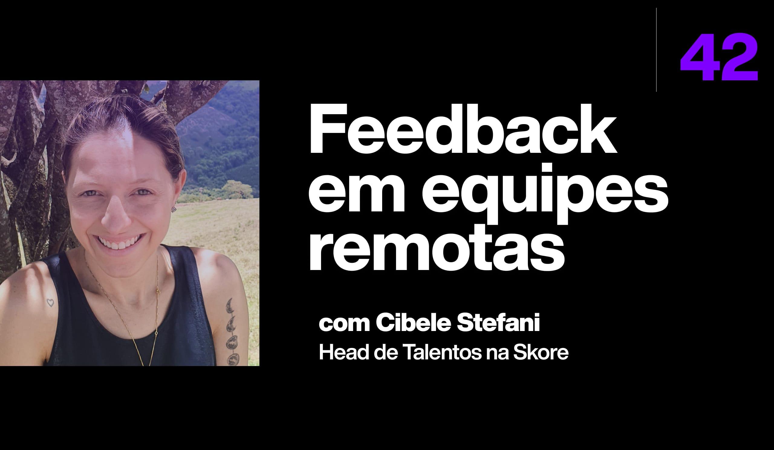 Cultura de feedback em equipes remotas
