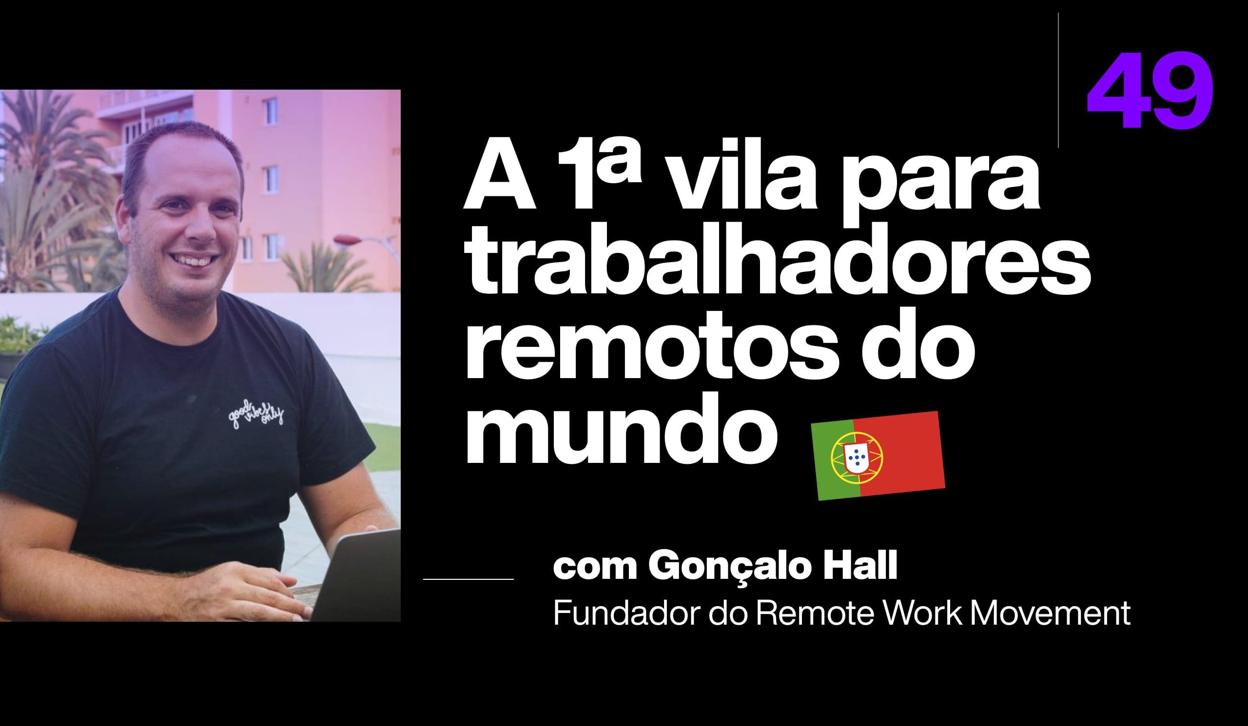 Como é a primeira vila para trabalhadores remotos do mundo?