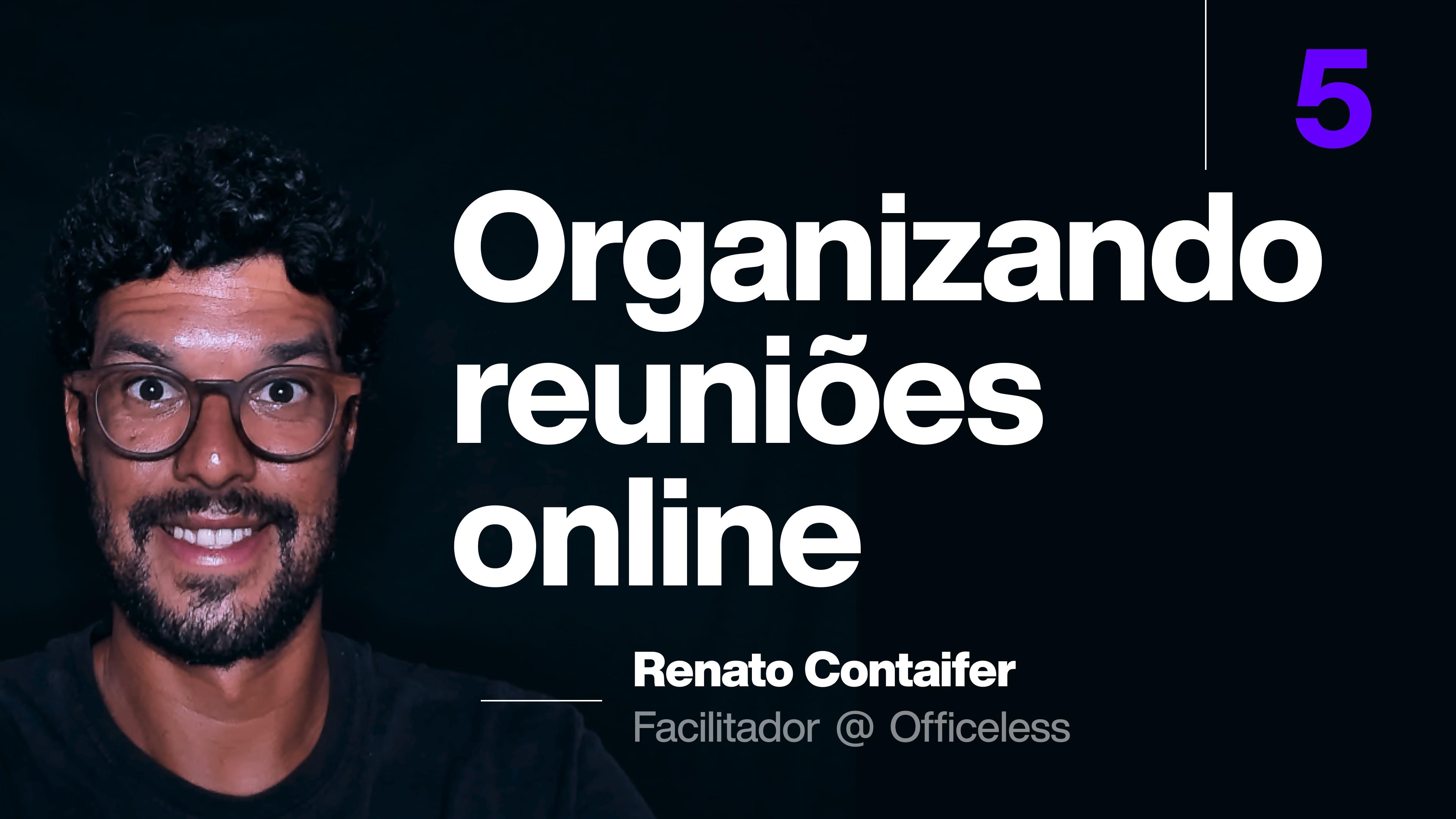 Como organizar reuniões online que funcionam