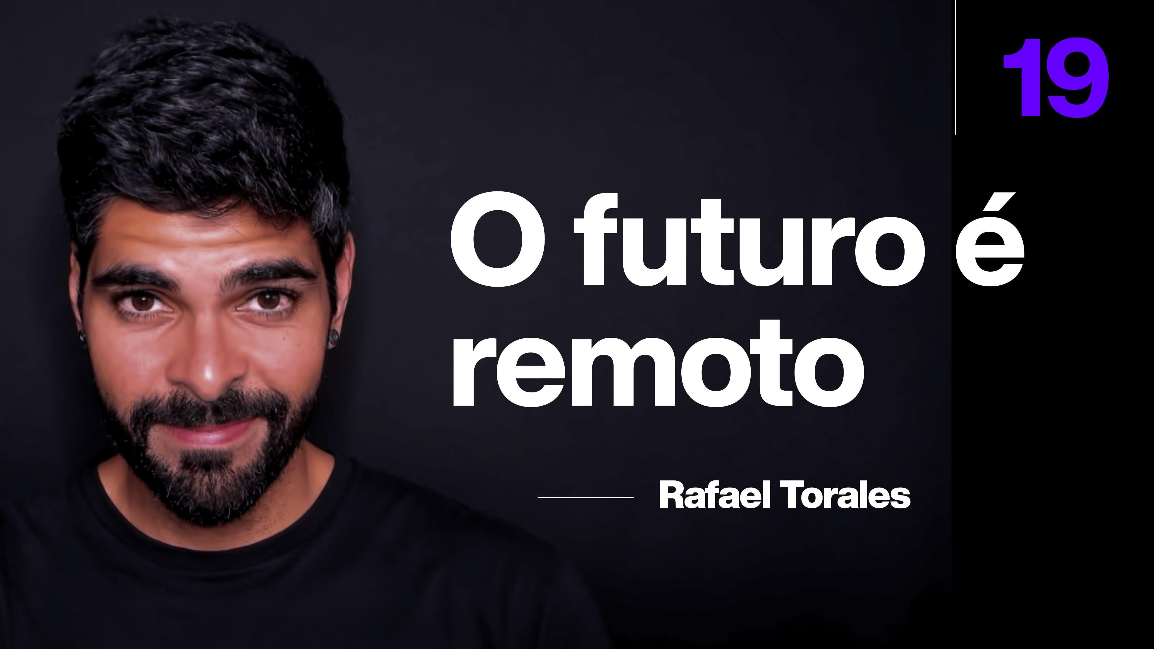 O Futuro é Remoto: entrevista com Rafael Torales