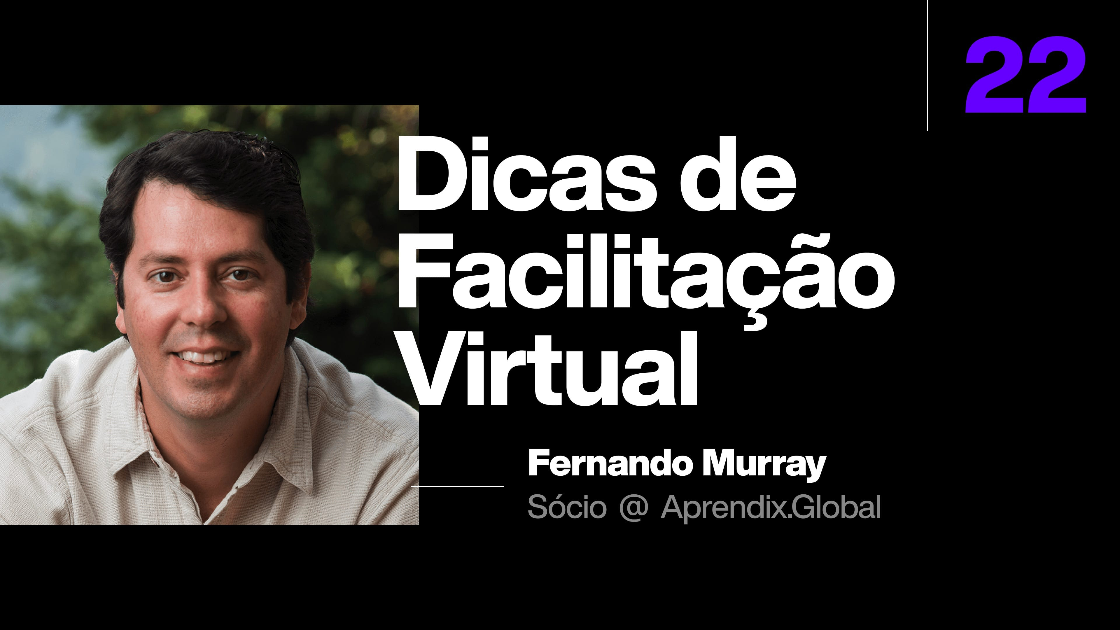Desafios da Facilitação Virtual de Grupos