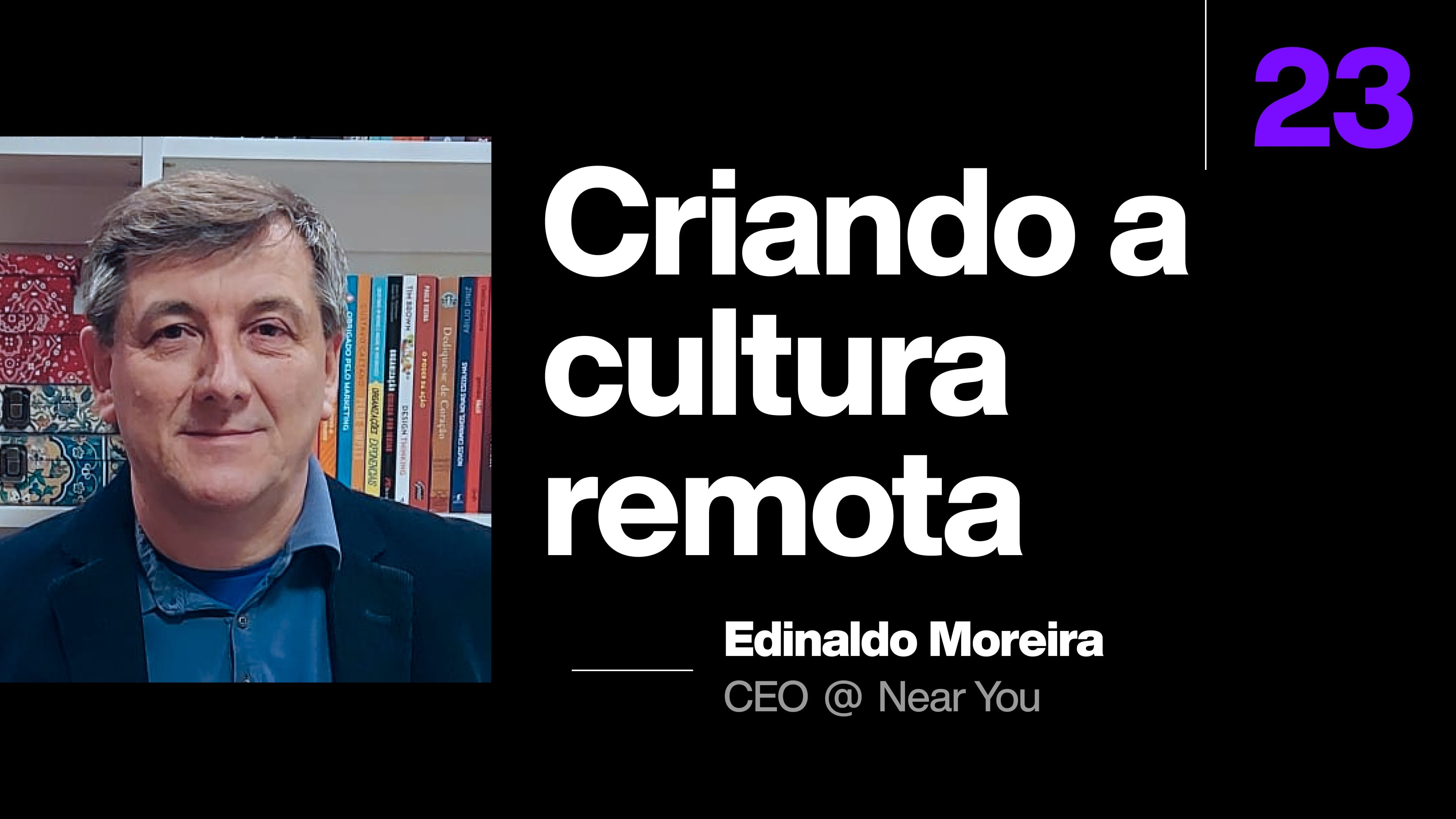 Criando uma cultura remota do zero