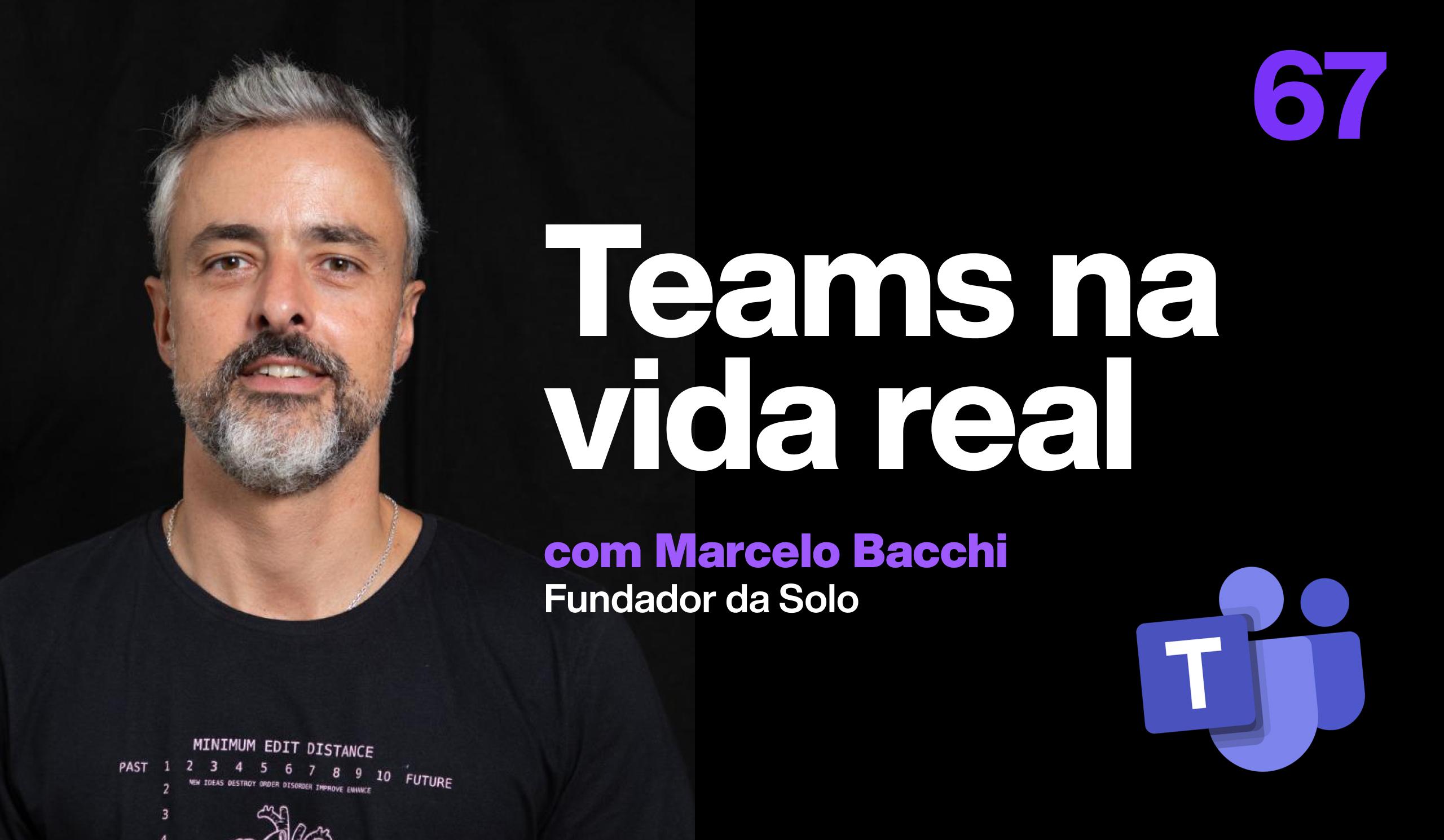 Microsoft Teams na vida real