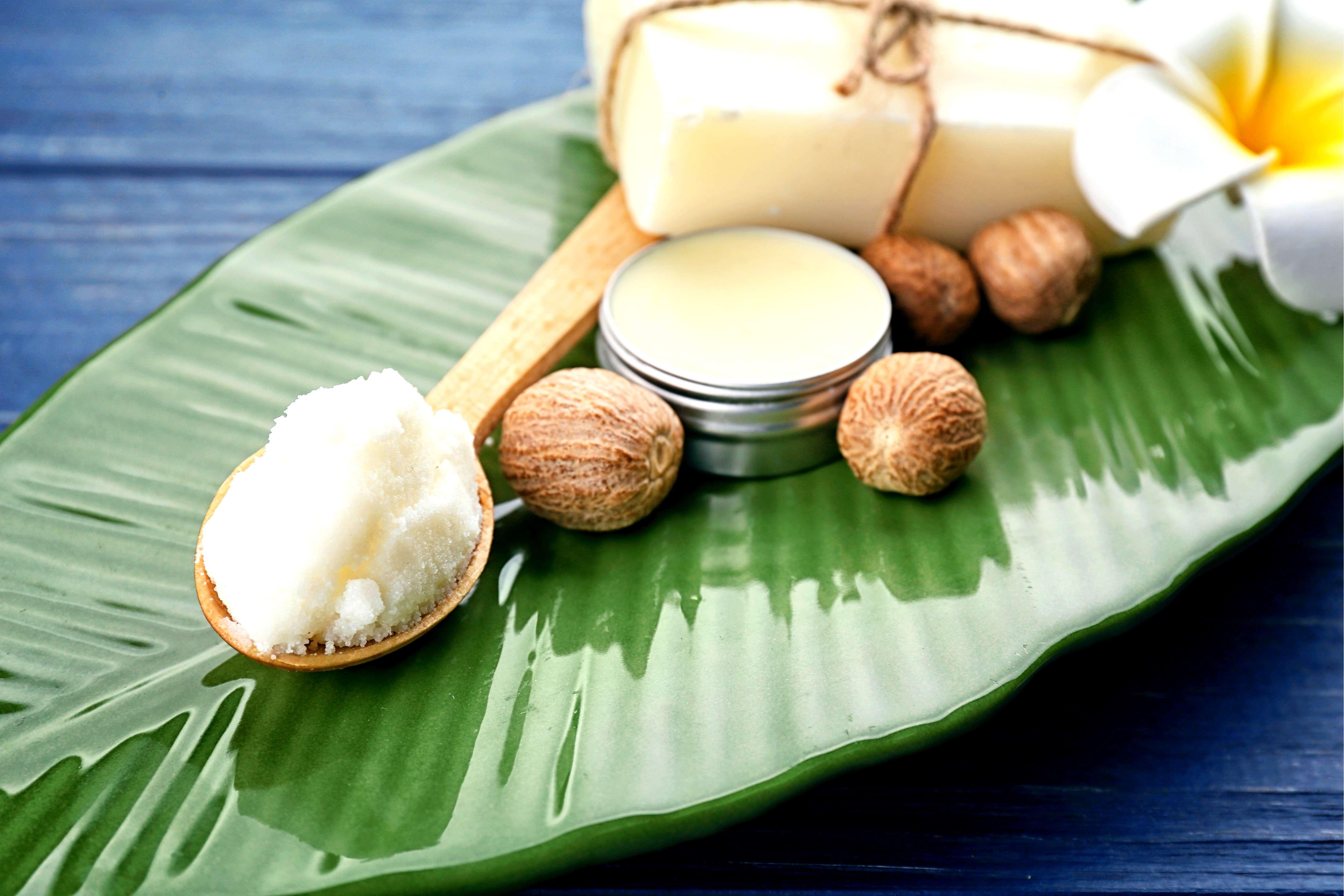 Shea butter natural ingredients Pure Oskar