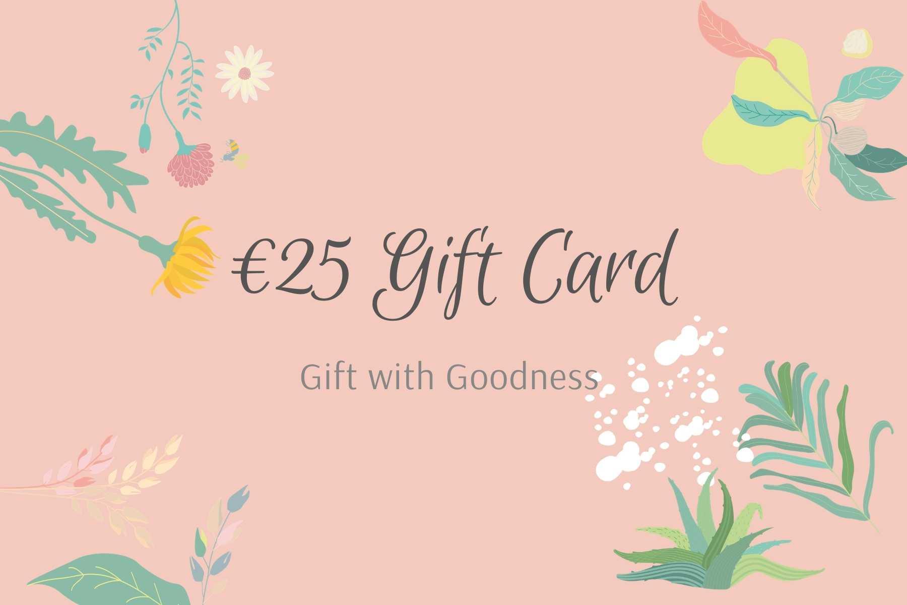 €25 Gift Card