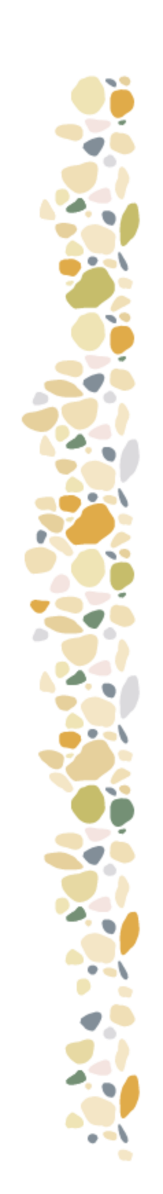 Pebble graphic.
