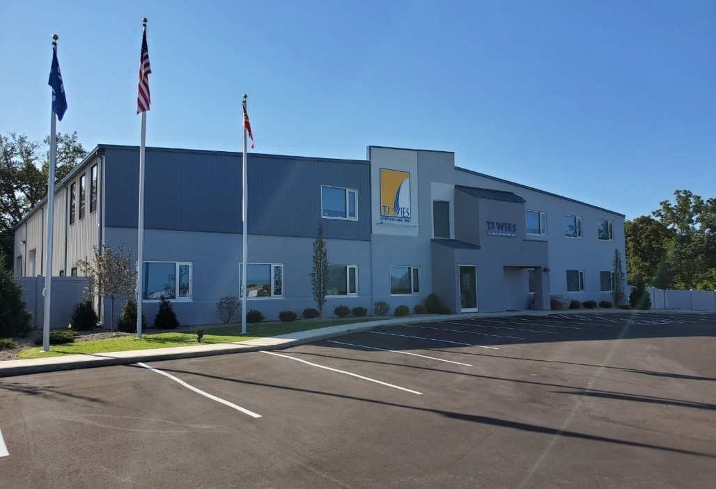 TJ Wies Corporate Headquarters in Lake St. Louis, Missouri Built on a passion for service, TJ Wies has offices throughout Missouri and in Oak Ridge Tennessee.