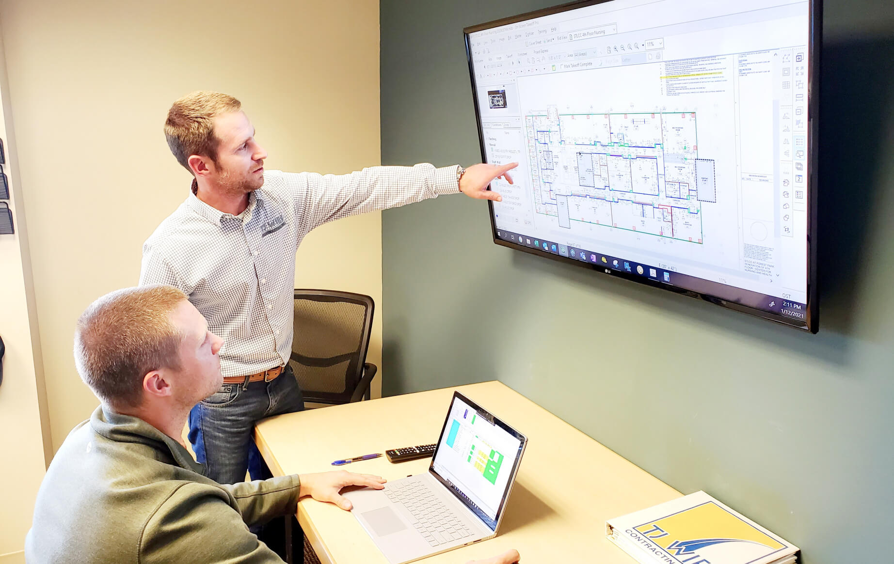 Pre-Con With access to a state of the art prefabrication facility, and value engineering technology, TJ Wies' Preconstruction team can provide dramatic cost saving opportunities on your project.