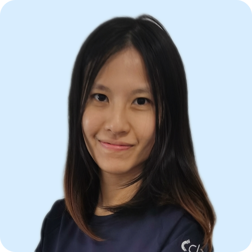 Ning Chen's headshot. She handles operations for Clarity's air quality monitoring solution.