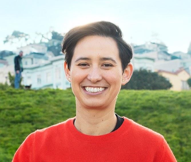 Julia Luongo, Founder & Director, Ramboll Shair.