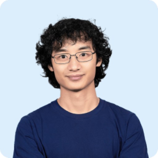 David Lu's headshot. He is the CEO and Cofounder of Clarity's air quality monitoring organization.