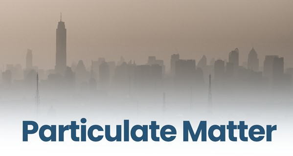 Indicative air monitoring equipment co-located with reference instruments