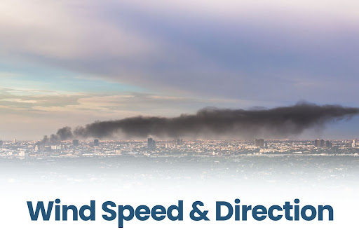 Air Quality Measurements Series: Wind Speed and Direction