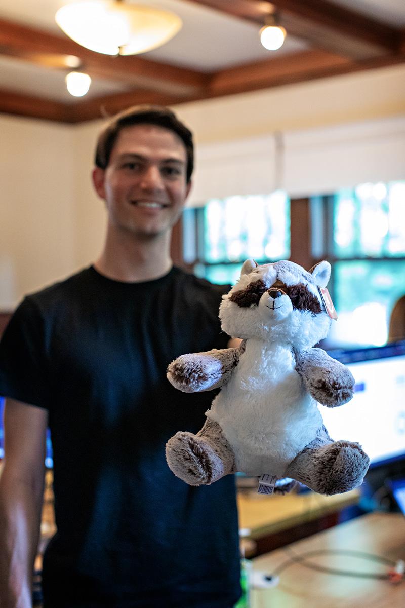 Lenny, Roboflow's mascot.