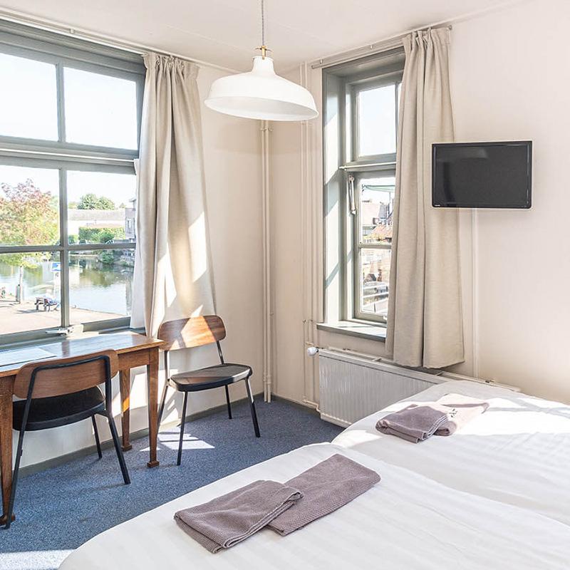 Hotel Over de Brug kamer detail
