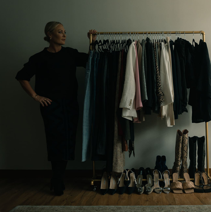 Wardrobe curation, fashion and lifestyle consulting