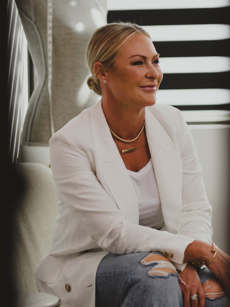 Krista Ference, fashion and lifestyle consultant