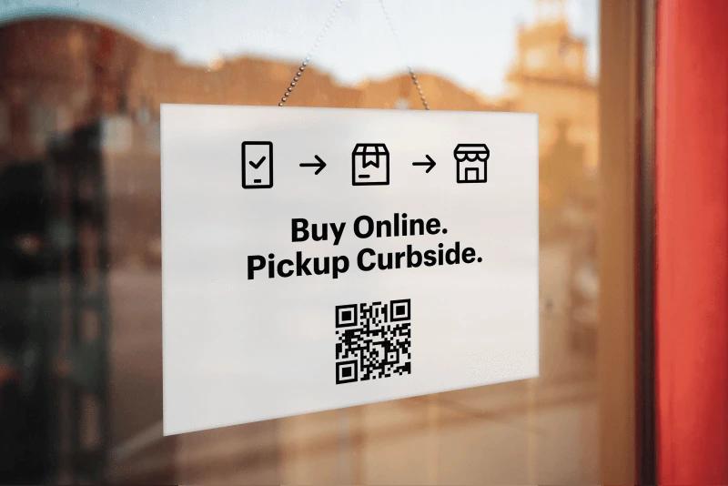 Shopify Storefront Sign Maker