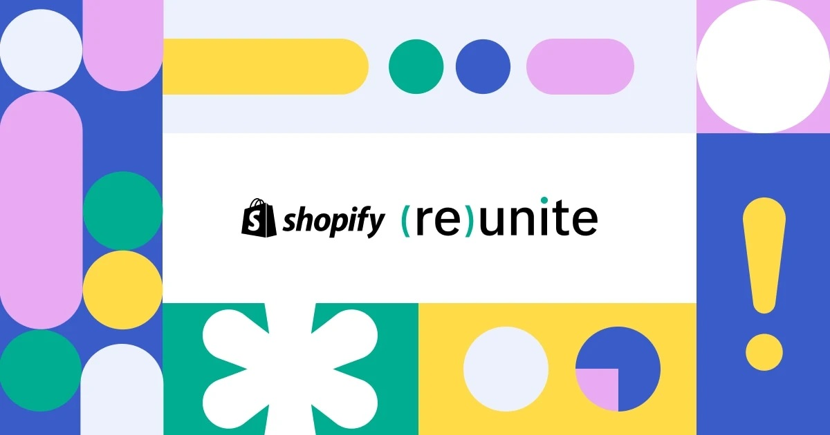 5 Key Takeaways From Shopify Reunite 2020