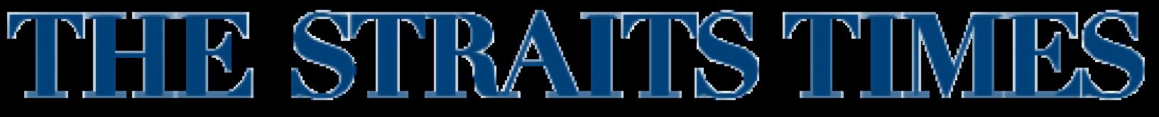 The Straits Times logo.