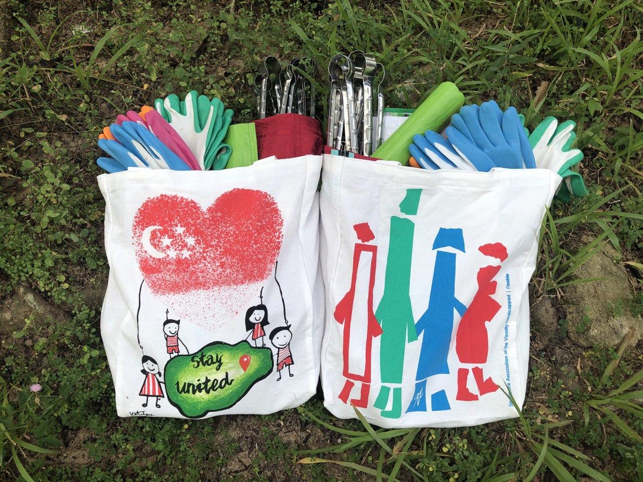 Cleanup rental toolkit.