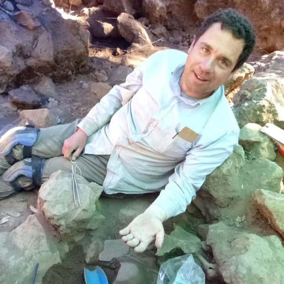 Dr. Chris Fisher - The Earth Archive