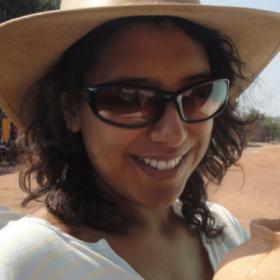 Dr. Carla Jaimes Betancourt - The Earth Archive