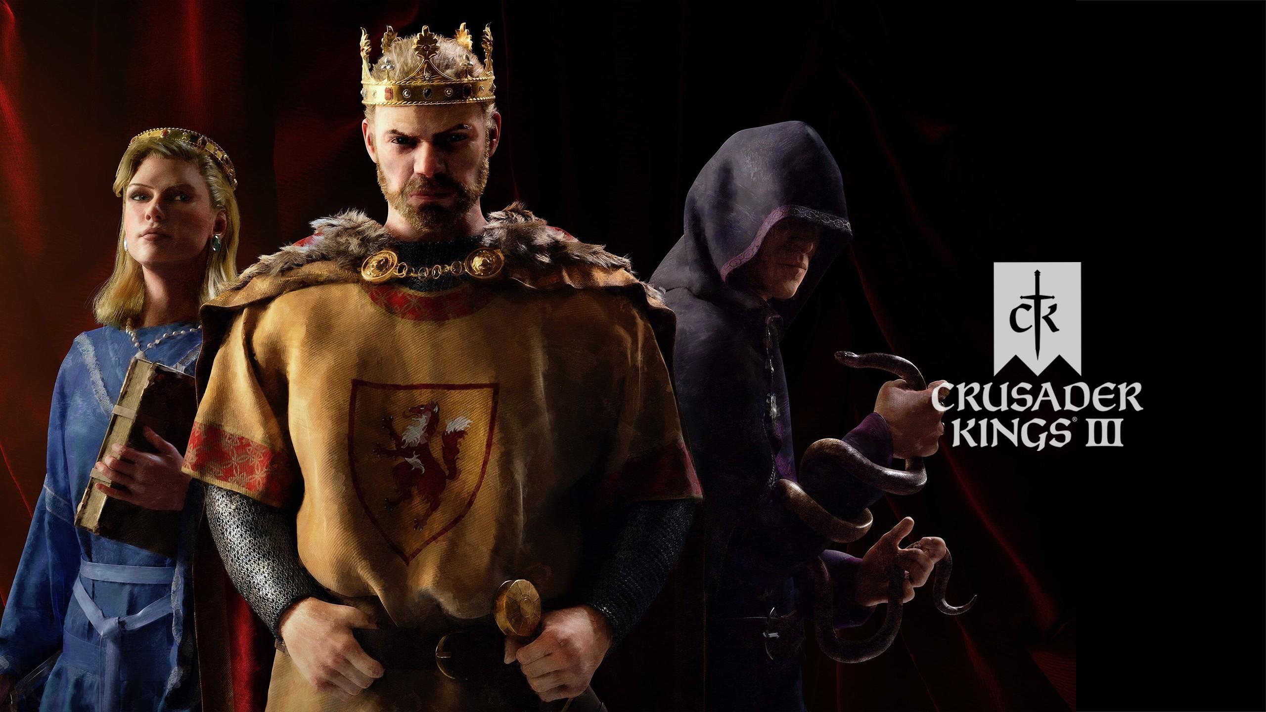 Games that RocketBrush Studio contributed to – Crusader Kings 3