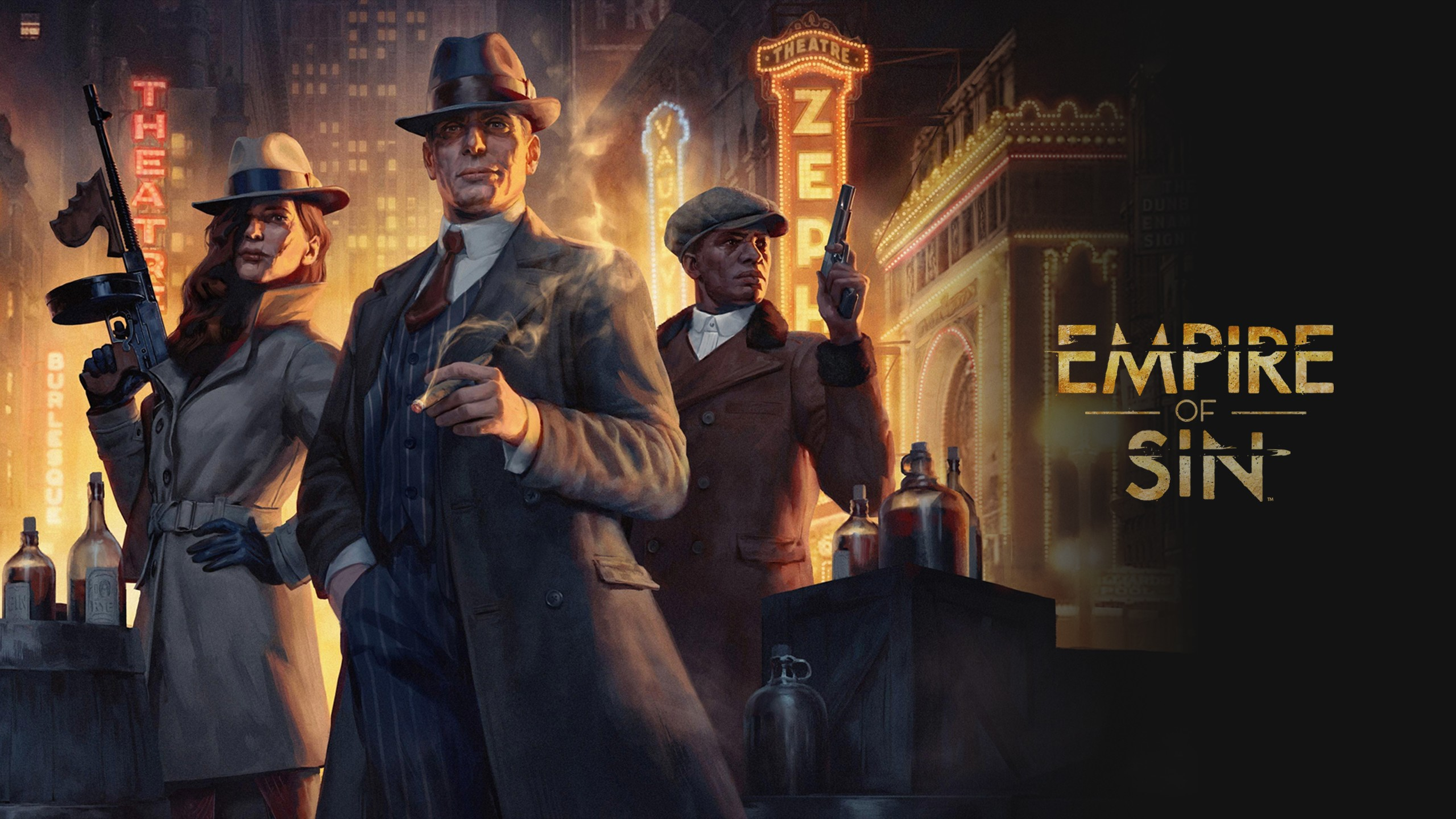 Games that RocketBrush Studio contributed to – Empire of Sin