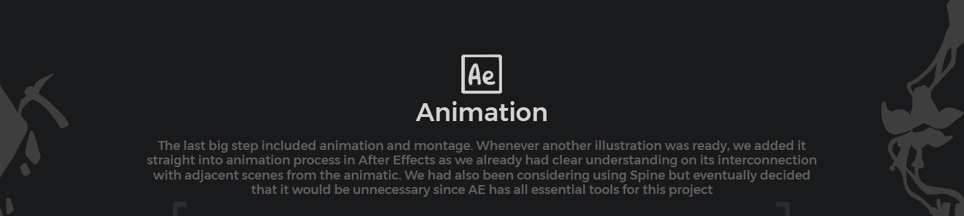 Game Cinematic Trailer in After Effects - Game Art Studio