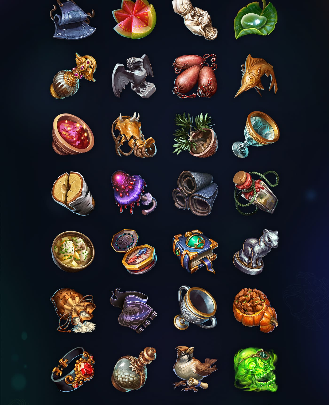game icons, ui icons, video game icons, mobile icons, mobile game icons, game ui icons, 2d icons