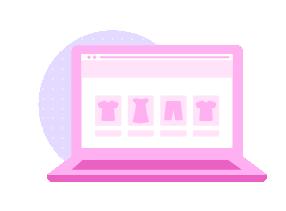 Notebook com loja online