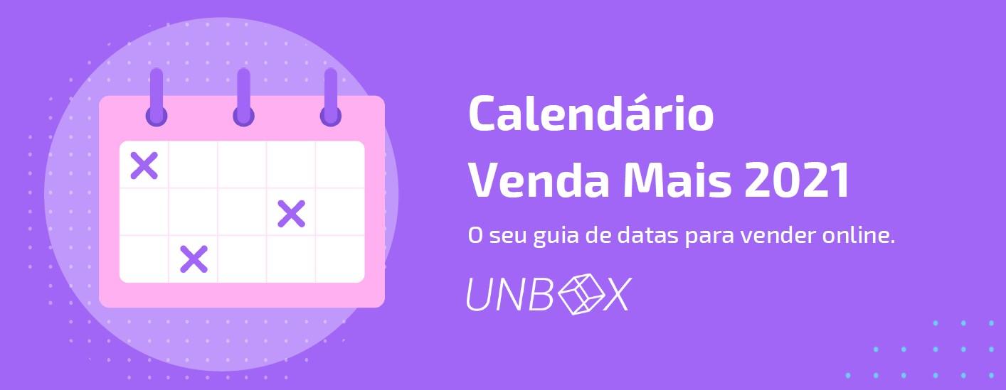 Baixe o calendário de datas de 2021