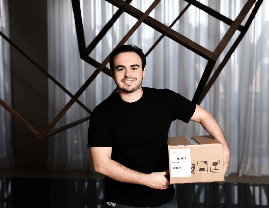 Startup cria e-commerce para pequenos e médios lojistas em 5 minutos