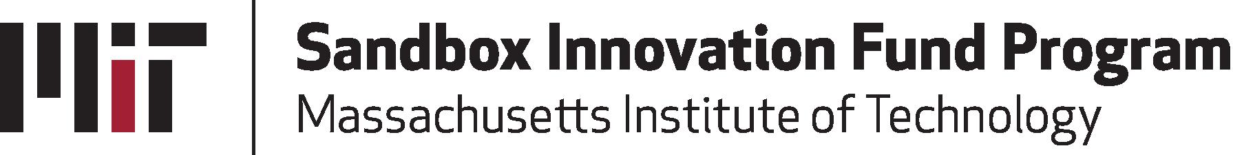 MIT Sandbox Innovation Fund Program
